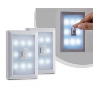 Afbeelding van Hofftech Nachtlampje / Draagbare LED Lamp Met Schakelaar
