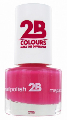 Afbeelding van 2B Nagellak Mega Colours Mini 10 Raspberry Passion