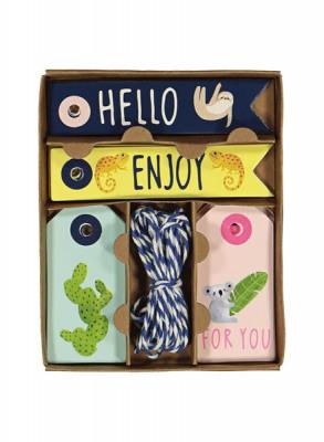 Image de HEMA 20 Étiquettes Pour Cadeaux