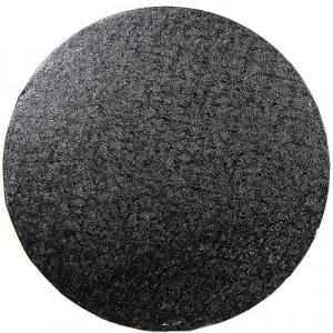 Afbeelding van Cakedrum Zwart Rond Ø35,5cm