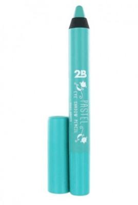 Afbeelding van 2b Oogschaduw potlood pastel 04 mint 1 Stuk