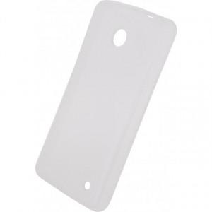 Afbeelding van Mobilize Gelly Case Nokia Lumia 630/635 Milky White