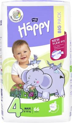 Afbeelding van Happy Babyluiers 4 Maxi