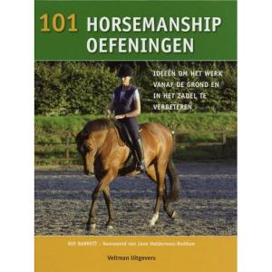 Afbeelding van 101 horsemanship oefeningen R. Barret, en