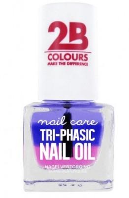 Afbeelding van 2b nail care tri phasic oil 1 Stuk