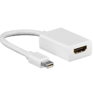 Afbeelding van Mini Displayport naar HDMI adapter 0.2 meter