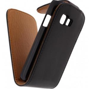 Afbeelding van Xccess Flip Case Samsung Galaxy Young 2 Black