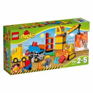 Afbeelding van 10813 LEGO® DUPLO® grote bouwplaats