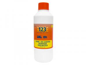 Afbeelding van 123 Products Press Vuilwatertank En leiding Reiniger 500 Ml