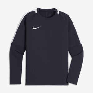 Image of Nike Dri FIT Academy Older Kids' (Boys') Football Crew Blue