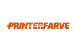 Printerfarve