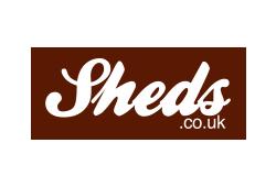 Image of sheds