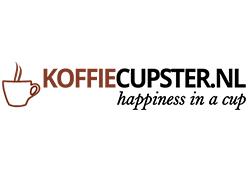 KoffieCupster Logo