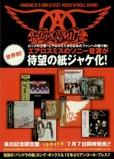 Image ofAerosmith Japanese Back Catalogue 2004 Japanese handbill HANDBILL