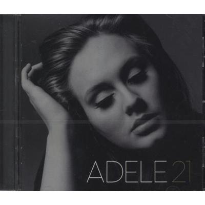 Image of Adele 21 Twenty One 2011 UK CD album XLCD520