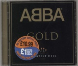 Image ofAbba Abba Gold: Greatest Hits (Music CD)