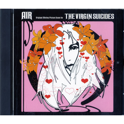 Image of Air (French) The Virgin Suicides 2000 Canadian CD album 724384884826