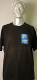 Image ofCirque Du Soleil Delirium 2007 UK t shirt CREW T SHIRT