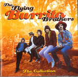 Image ofFlying Burrito Brothers The Collection 2005 UK CD album 9820305