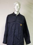 Image ofCliff Richard 30 Years Navy Shirt UK clothing SHIRT