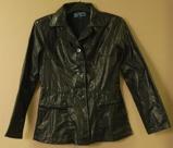 Εικόνα τουBlondie No Exit Leather Effect Jacket UK jacket PROMOTIONAL JACKET