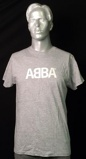 Image ofAbba ABBA Navy L 2013 Swedish t shirt NAVY L T SHIRT