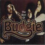 Image ofBudgie The Best Of 1997 UK CD album HMNCD017