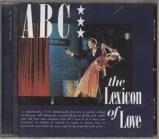 Image ofABC The Lexicon Of Love 1998 UK CD album 538250 2