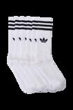 Image ofadidas Originals Solid Crew Socks valkoinen