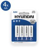 Afbeelding vanSuper Alkaline AA Batterijen 4 Stuks,