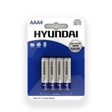 Afbeelding vanSuper Alkaline AAA Batterijen 4 Stuks,