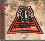 Image ofAlien Ant Farm Anthology 2001 UK CD album 4502932