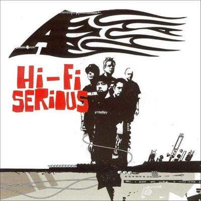 Image of A Hi Fi Serious 2002 UK CD album 0927 44776 2