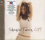Image ofShania Twain Up 2002 UK 2 CD album set 170344 2