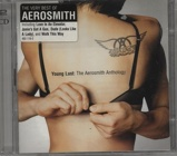 Image ofAerosmith Young Lust The Aerosmith Anthology 2001 UK 2 CD album set 493119 2