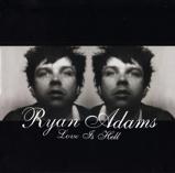 Image ofRyan Adams Love Is Hell 2004 UK CD album 602498623251