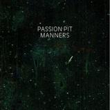 Image ofPassion Pit Manners 2009 UK CD album 88697438862