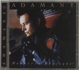 Image ofAdam Ant Manners And Physique 2009 UK CD album CRPOP24