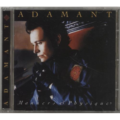 Image of Adam Ant Manners And Physique 2009 UK CD album CRPOP24