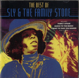 Image ofSly & The Family Stone Sly and The Family Stone The Best of Sly and the Family Stone (Music CD)
