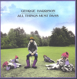 Image ofGeorge Harrison All Things Must Pass 2001 UK 2 CD album set 5304742