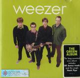 Image ofWeezer Weezer 2001 UK CD album 493061 2
