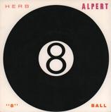"""Image ofHerb Alpert 8 Ball 1985 UK 7"""" vinyl AM1276"""