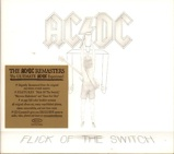 Image ofAC/DC Flick Of The Switch 2003 UK CD album 5107672