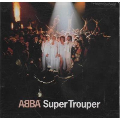 Image of Abba Super Trouper 2001 German CD album 549956 2
