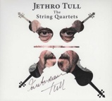 Image of Jethro Tull The String Quartets Autographed 2017 UK CD album 538257472