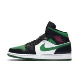 Abbildung vonAir Jordan 1 Mid Shoe Black