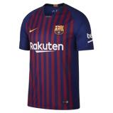 Image of2018/19 FC Barcelona Stadium Home Men's Football Shirt - Blue