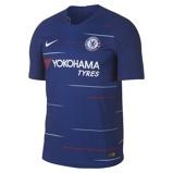 Image of2018/19 Chelsea FC Vapor Match Home Men's Football Shirt - Blue