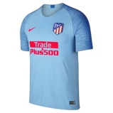Image of2018/19 Atlético de Madrid Stadium Away Men's Football Shirt - Blue